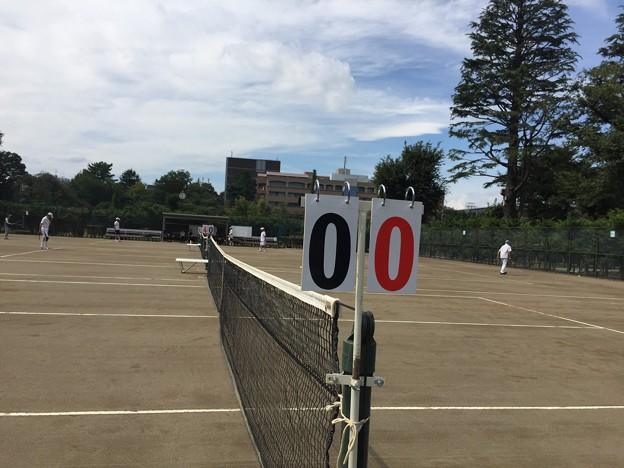 テニス部 OB会
