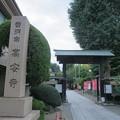 武蔵国府中 高安寺