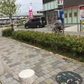 Photos: JR阪和線・和泉府中駅前