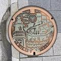 堺市のマンホール蓋