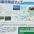 春国岱周辺マップ