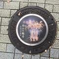 Photos: 狛江市のマンホール蓋4