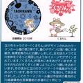 立川市のマンホールカード・デザインの由来