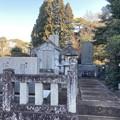 有島武郎の墓