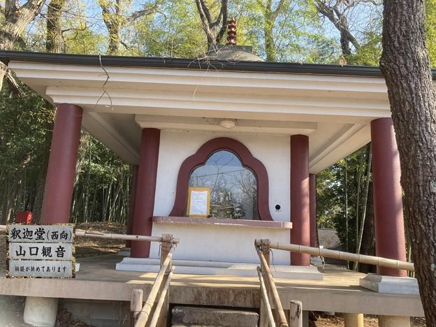 Photos: 山口観音釈迦堂