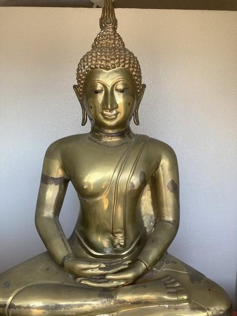 Photos: 釈迦像