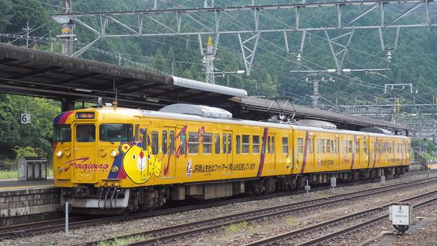 115系 D-11編成 ファジアーノ岡山ラッピング