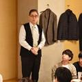 Photos: 一次会にて 後藤先生ご挨拶