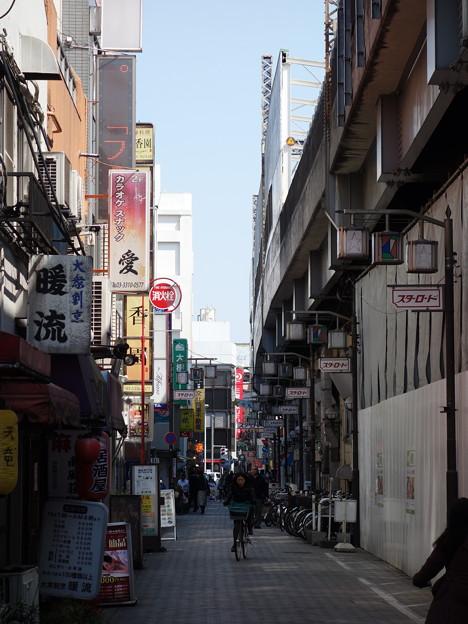 阿佐ヶ谷駅界隈 (杉並区阿佐谷南)