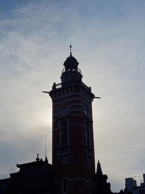 ジャックの塔-開港記念会館 (横浜市中区本町)