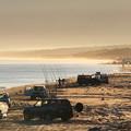Photos: 浜辺の賑わい