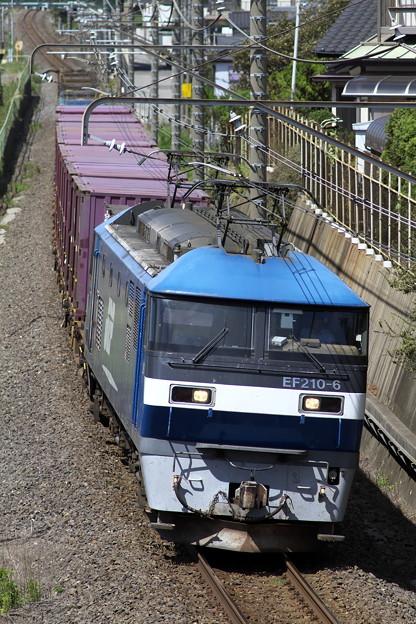 Photos: _MG_0087_SILKY 1093レ「鹿島貨物」