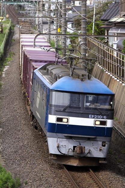 Photos: _MG_0645 「鹿島貨物」1093レ EF210-6