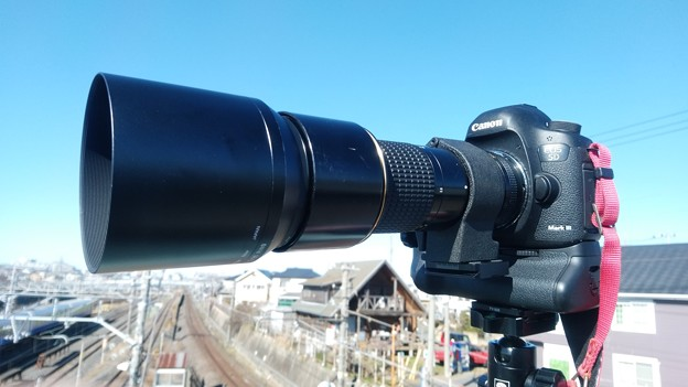 Photos: Ai Nikkor 300mm f4.5S ED (IF)