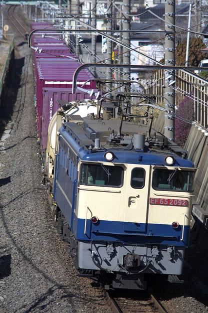 Photos: _R8A0270_SILKY 鹿島貨物 1093レ