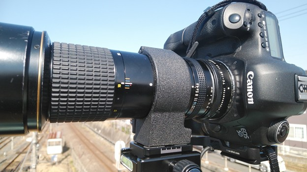 Photos: AI Nikkor ED 300mm F4.5S + TC-14BS