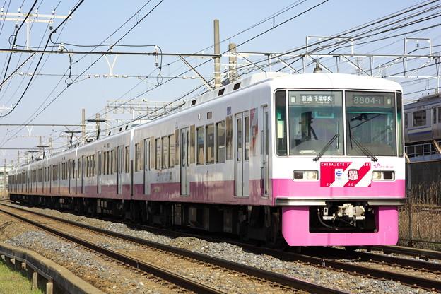 Photos: _R8A0443_SILKY 新京成8800系