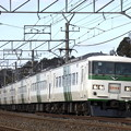 _R8A1871_SILKY 185系「成田山初詣伊東号」