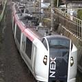Photos: _R8A2129_SILKY 成田エクスプレス E259系 Ne020編成