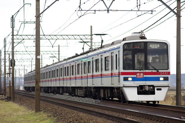2189 京成電鉄3400形