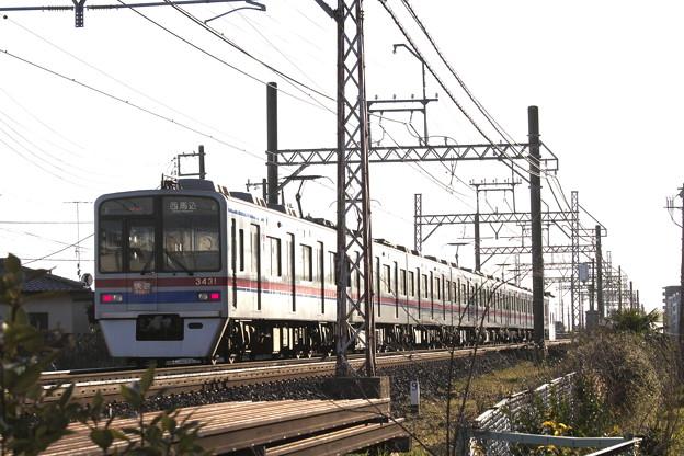 Photos: 1775 京成3400形