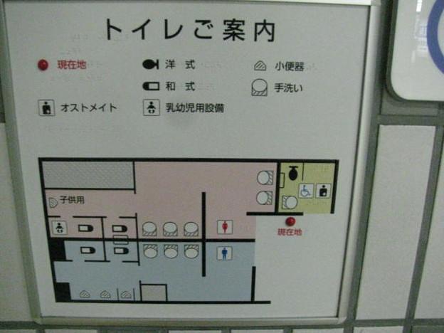 19-03 蒲生駅トイレ案内図