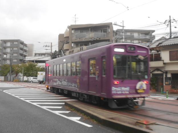 17-20 京福電気鉄道631形電車(嵐電天神川)