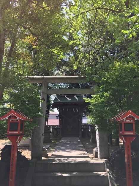 4月_葛西神社 4