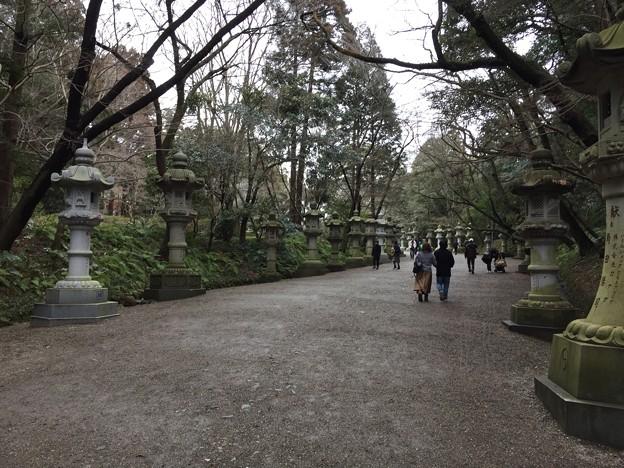 2月_香取神宮 8