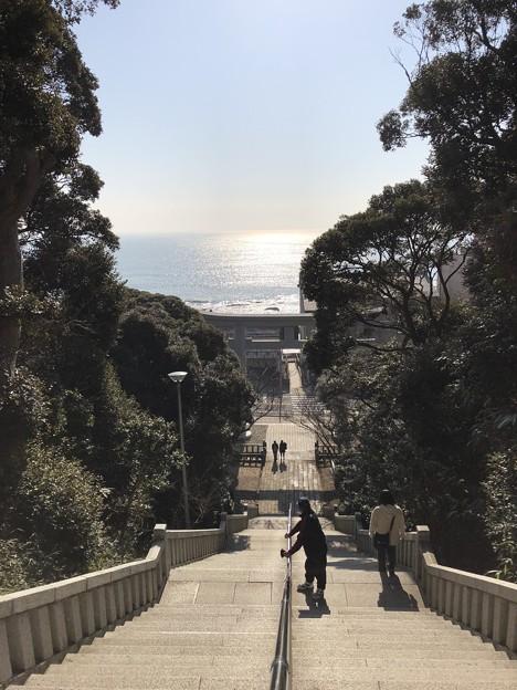 3月_大洗磯前神社 4