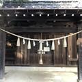 Photos: 10月_金ケ作熊野神社 4