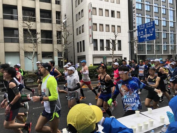 3月_東京マラソン 1