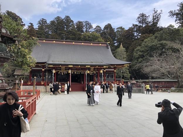 3月_鹽竈神社 6