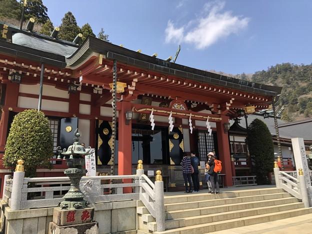 4月_大山阿夫利神社 2