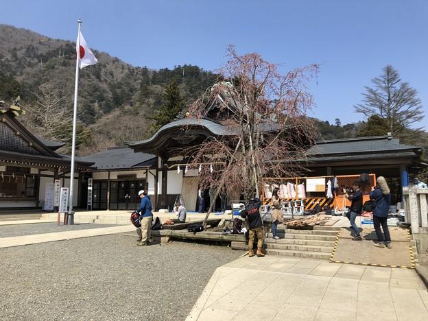 4月_大山阿夫利神社 3