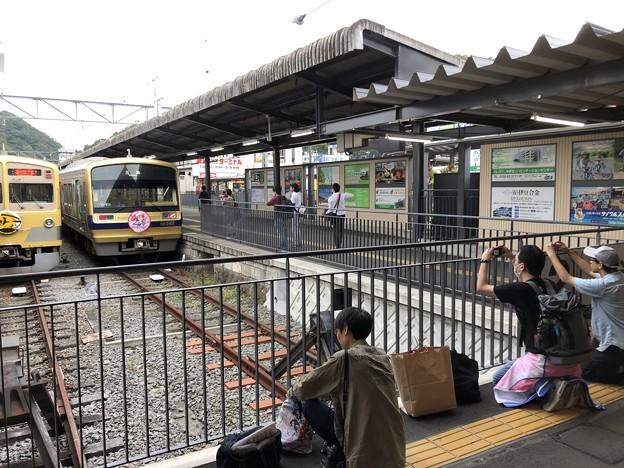 9月_修善寺駅 1