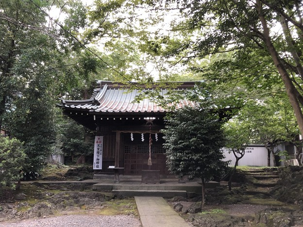 9月_浅間神社 1