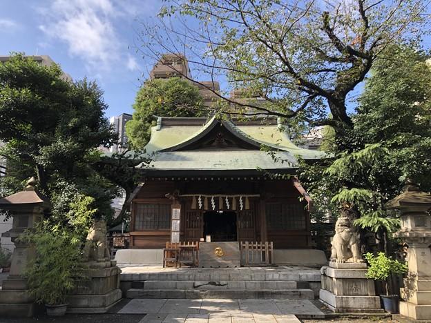 10月_天祖神社 1