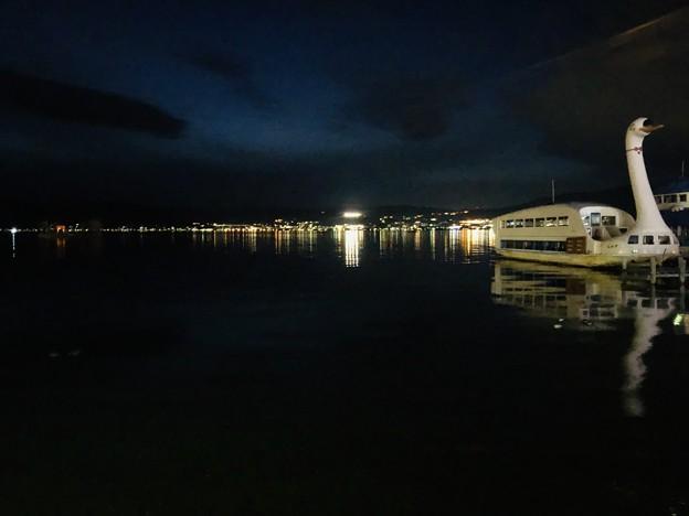 12月_諏訪湖 1