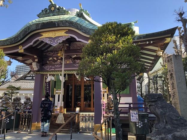 Photos: 2月_高木神社 2