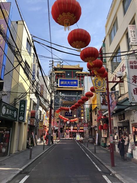 2月_横浜中華街 2