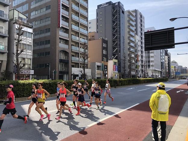 3月_東京マラソン 7