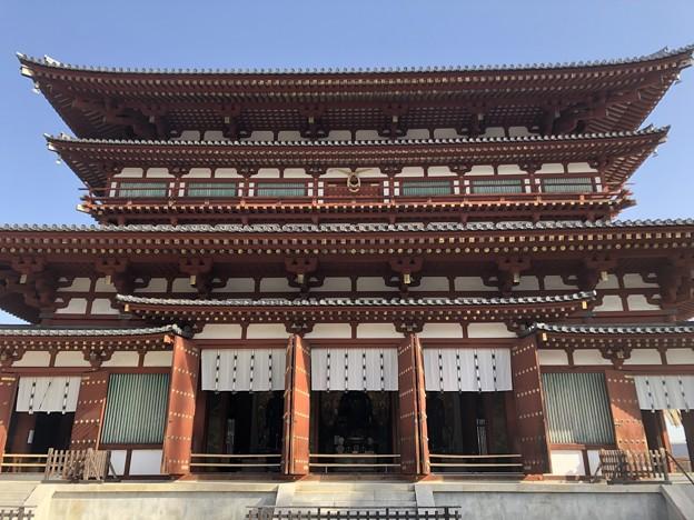 3月_薬師寺 9