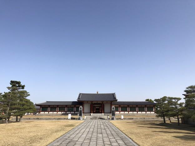 3月_薬師寺 i
