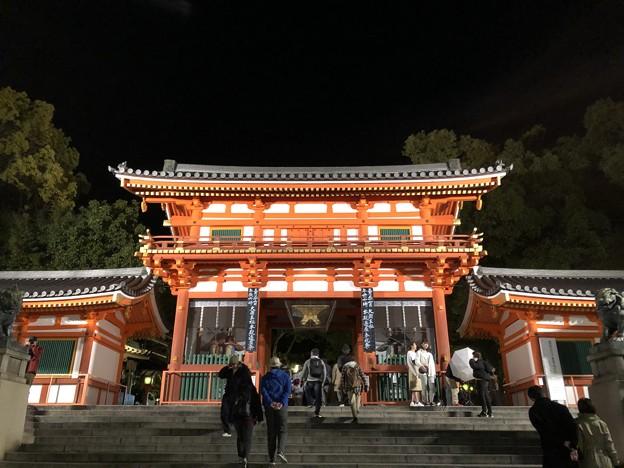 3月_八坂神社 1