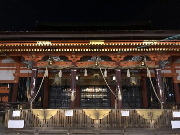3月_八坂神社 3