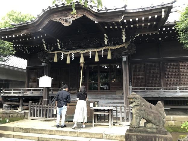 6月_白山神社 2