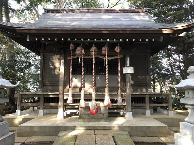 12月_浅間神社 2