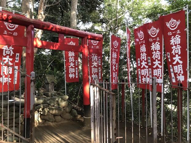 12月_浅間神社 4