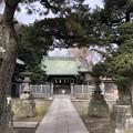 Photos: 12月_東水元香取神社 1